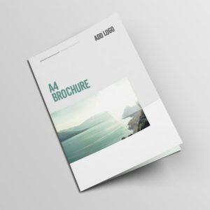 A4 Bi-fold Brochures