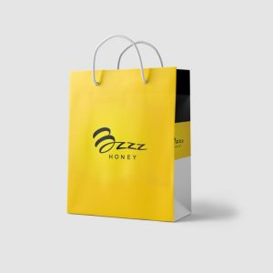 A4 Branded Paper Bags_Nukreationz.com.ng