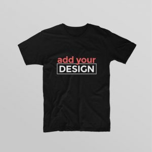 customise a t shirt