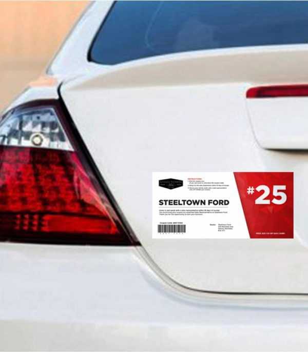 Bumper Stickers-Nukreationz.com.ng