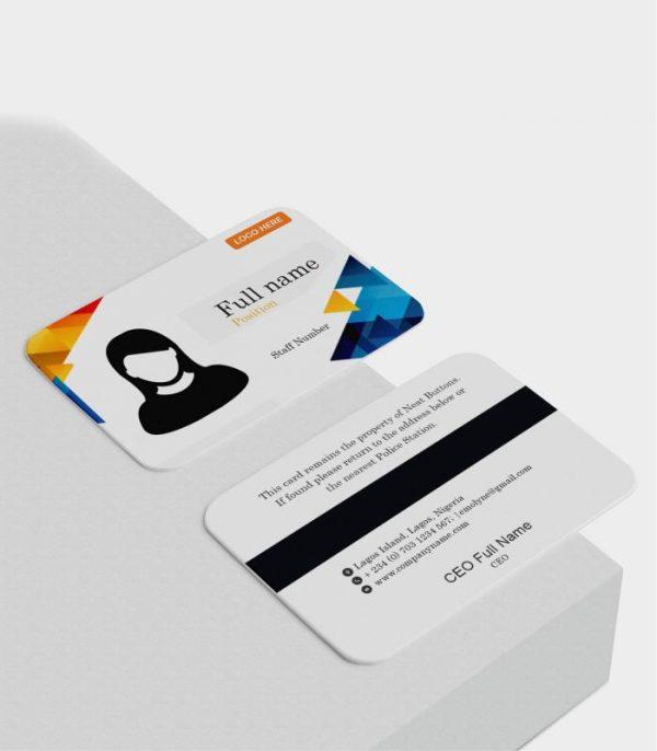 Landscape Identity Card