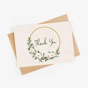 Thank You Cards-Nukreationz.com.ng